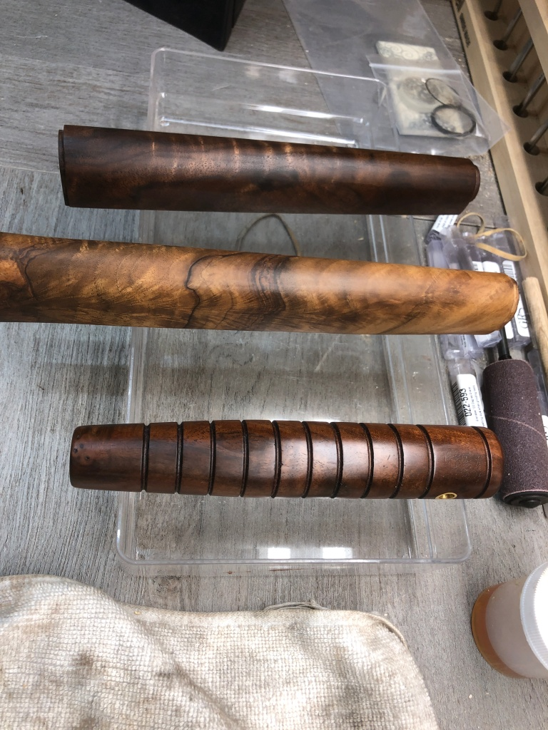 Marlin 1892 custom forearm